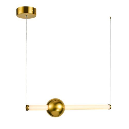 Kupfer Halling LED Pendelleuchte