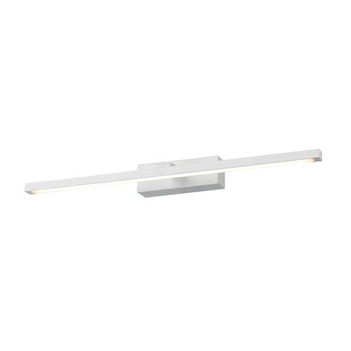 Moderne weiße Nertus LED Wandleuchte