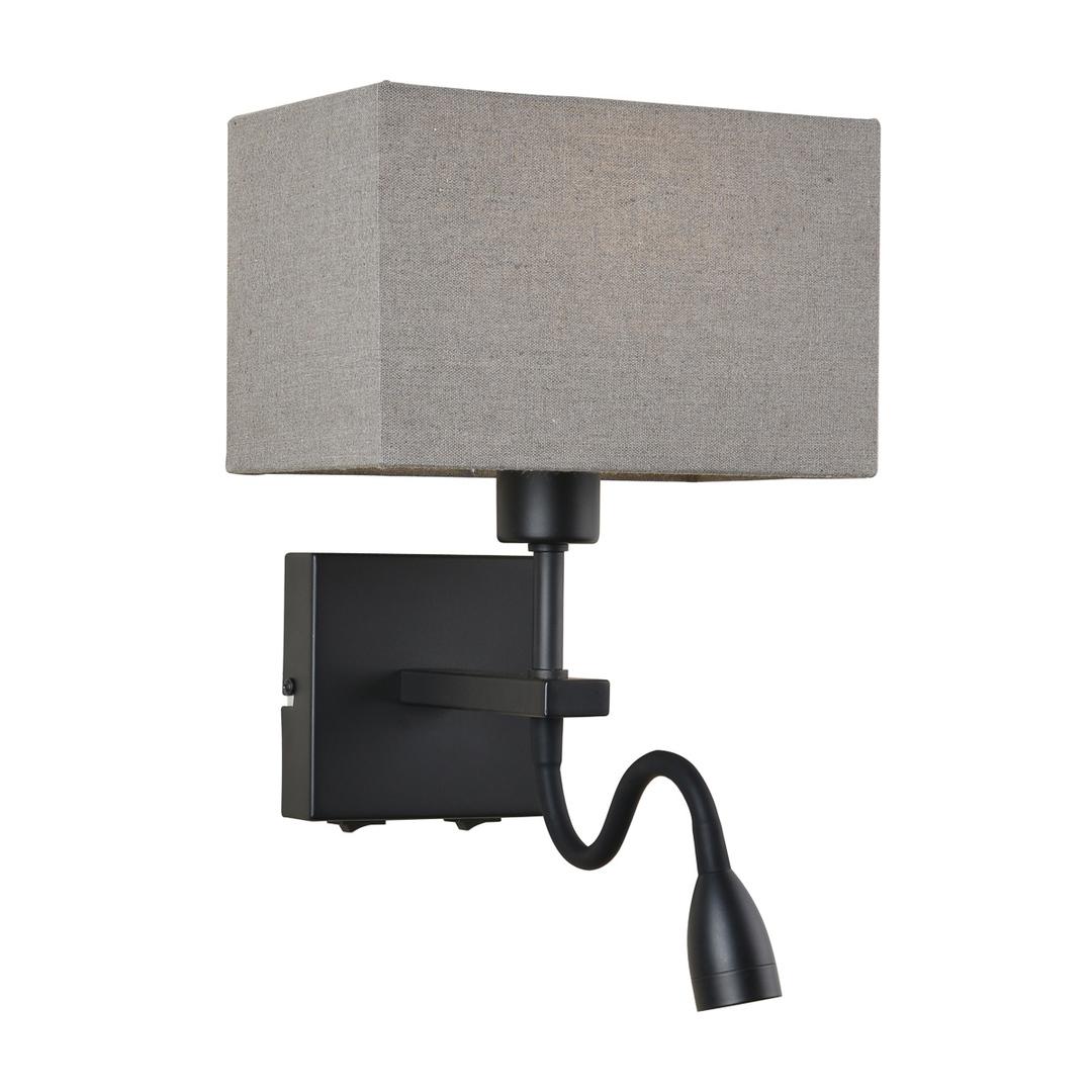 Moderne Nachttischlampen Norte E27 2-Birne