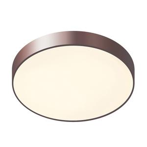 Moderner brauner Orbital-LED-Plafond small 2