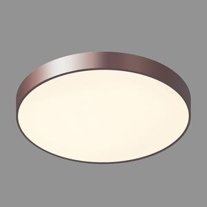 Moderner brauner Orbital-LED-Plafond small 1