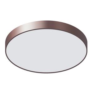 Moderner brauner Orbital-LED-Plafond small 0