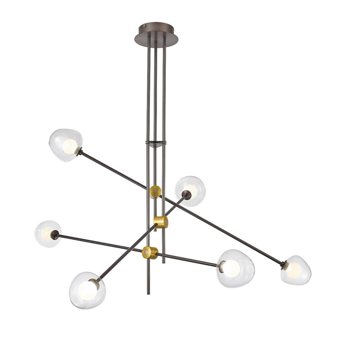 Bronze Romily LED Pendelleuchte