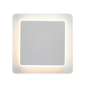 Weiße moderne Senato LED Wandleuchte small 1