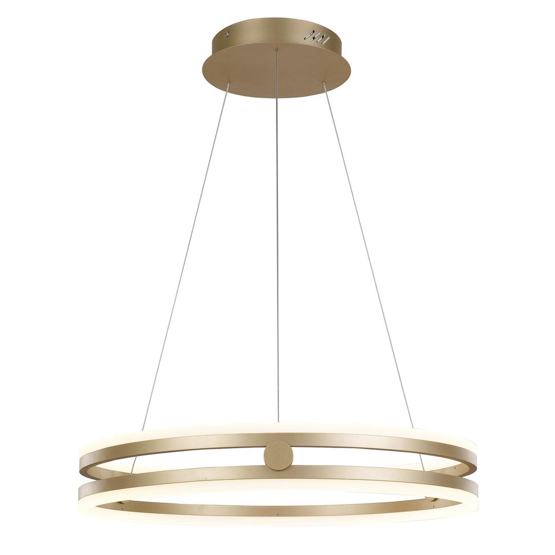 Gold Lonia LED Pendelleuchte