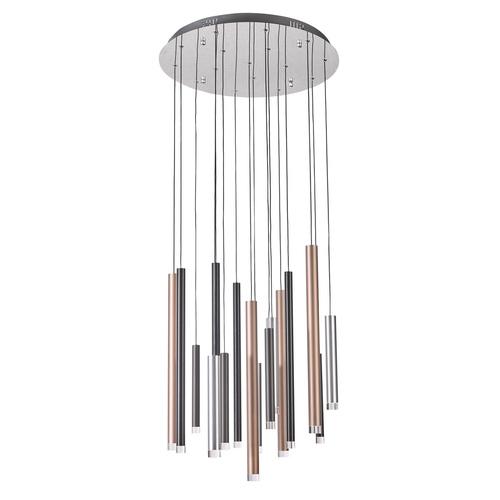 Moderne Hängelampe Reyna LED