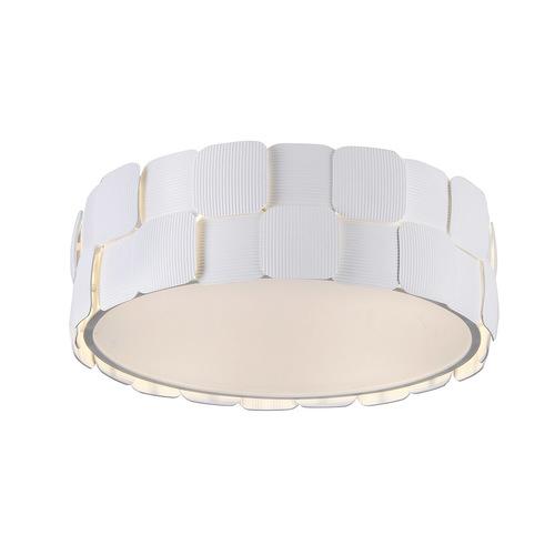 Moderne weiße Elisa E27 4-Punkt-Deckenleuchte