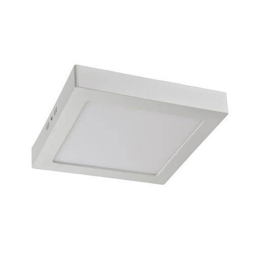 Weißer moderner glissy quadratischer LED-Plafond