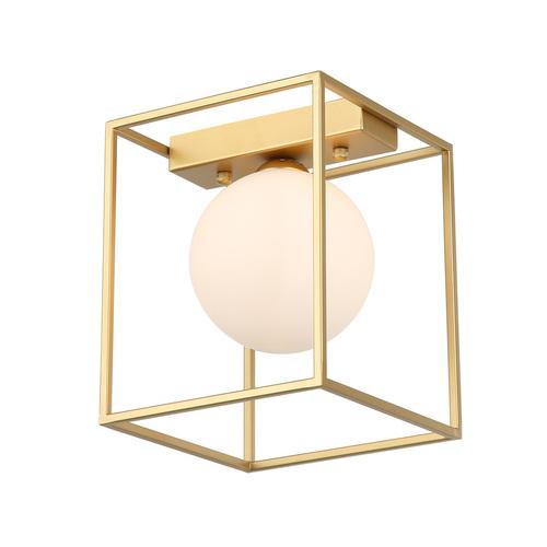 Mediamo G9 Gold Moderne Deckenleuchte