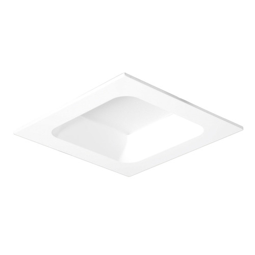 Moderne Deckeneinbauleuchte Rossi Square IP44 LED