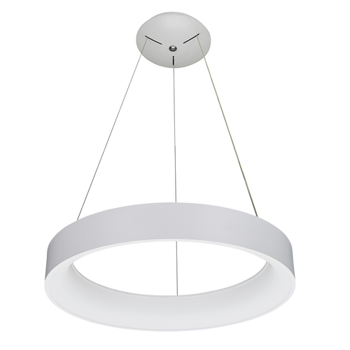 Weiße Chiara LED Pendelleuchte