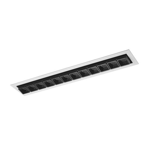Moderne Harper Deckeneinbau-LED