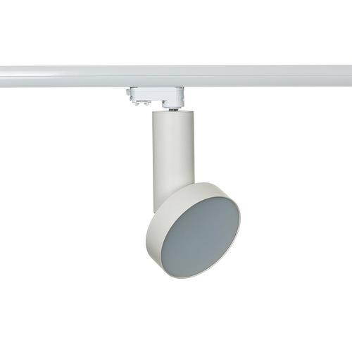 Moderne Lampen für die Futura White L 3000K LED Sammelschiene