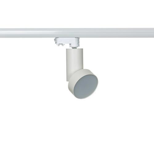 Moderne Lampen für die Futura White M 3000K LED Sammelschiene