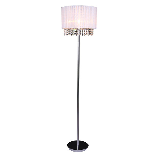 Astra WH E27 Weiße Stehlampe