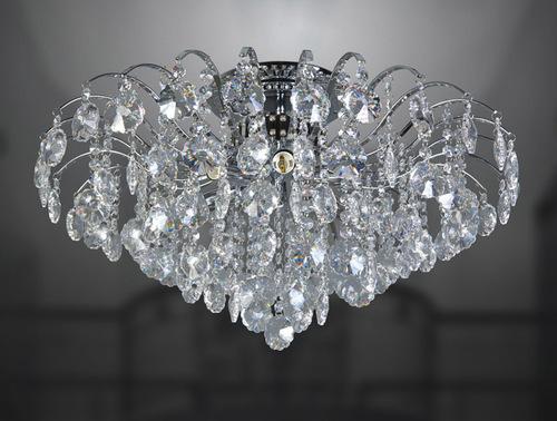 Klassischer 6-Punkt Firenza Crystals Plafond