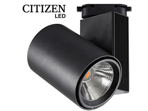Reflektor für 3F LED Brently 30W 3000K schwarze Schiene