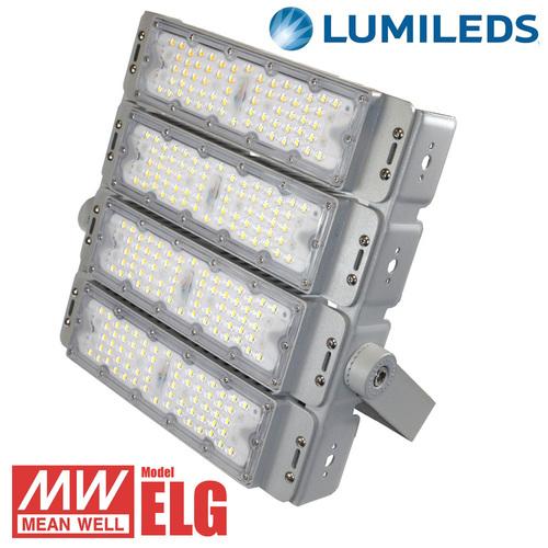 Starker LED-Scheinwerfer MADOR 200W 4000K