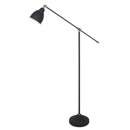 Graphit Stehlampe Sonny E27