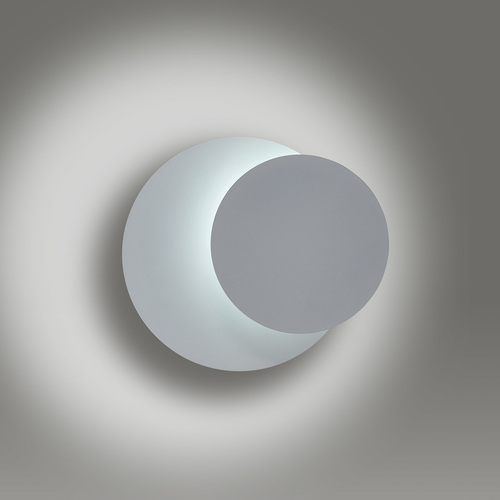 CIRCLE 1C WHITE Wandleuchte