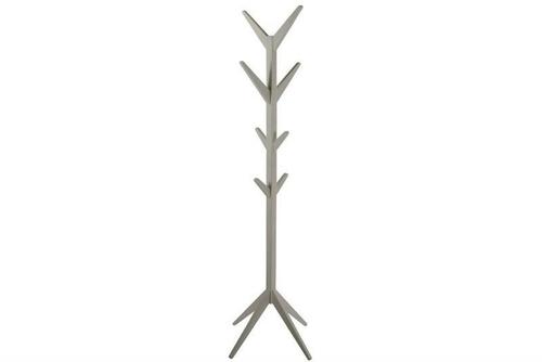 ACTONA Kleiderbügel ASCOT grau lackiertes Holz
