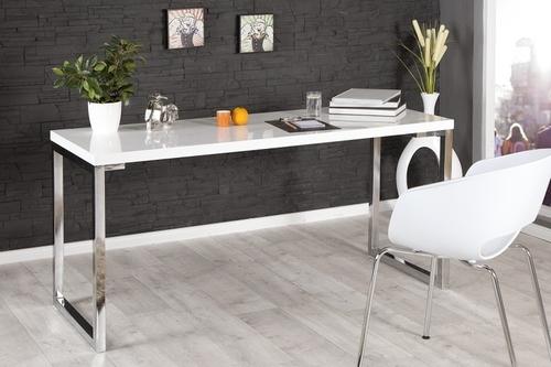 INVICTA Schreibtisch VERK 160x60 weiß