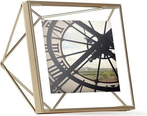 UMBRA Fotorahmen PRISMA 10x10 cm - Gold