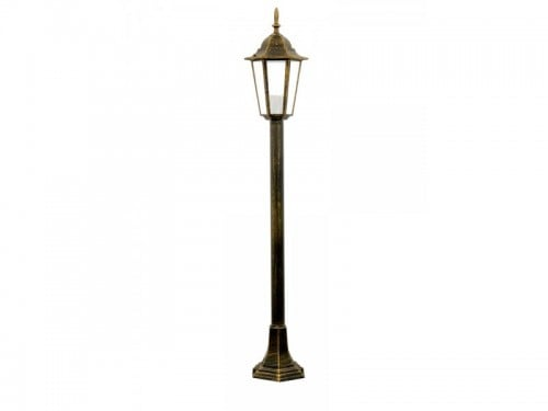 Gartenlampe Alaun POLUX LIGURIA-LT GLA104LTMPT Meter Patina