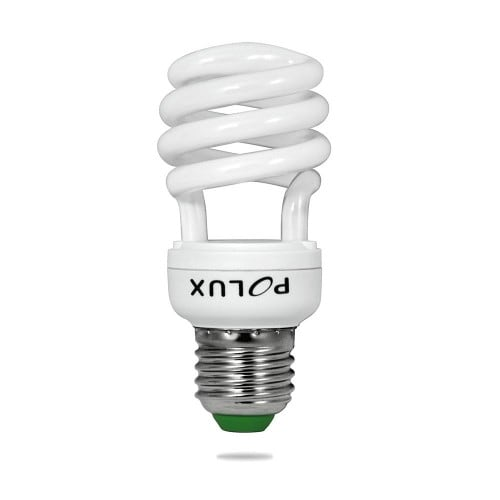 Energiesparlampe POLUX Platinum mini SST2 12W E14 2700K