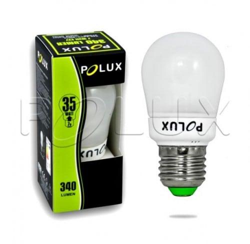 Energiesparlampe POLUX A45 FS 7W E27 2700K