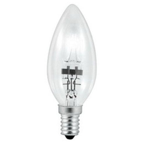 Halogenlampe Polux C35 28W E14