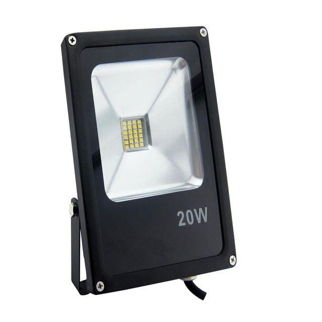 Projektor LED POLUX 20W IP65 schwarz