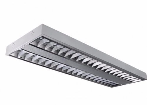 Rux LED Aufbau poliert Polux ProBUS M12A39KMCW120x30