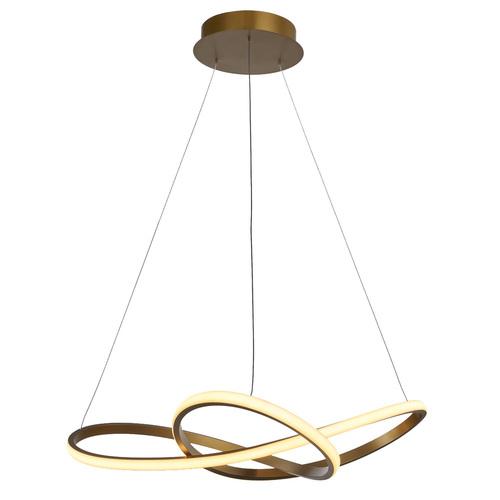 Vita LED Gold Pendelleuchte