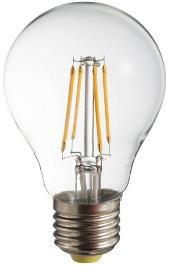 LED Glühlampe POLUX A60 E27 650lm