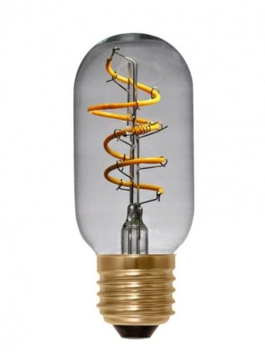 Dekorative Edison LED Tuba Birne T45 E27 Segula