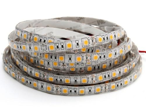 2,5 m 60 LED-Band. 36 W. Farbe: Warmweiß. Ip20