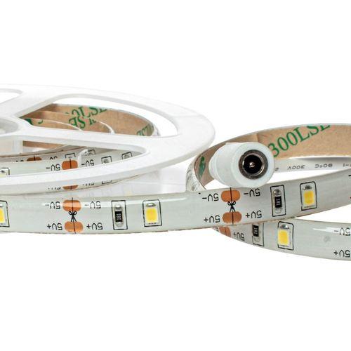 1M LED-Streifen mit Bewegungssensor 4x Aaa 4000K IP65