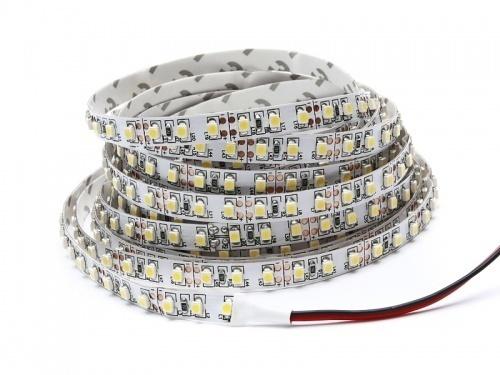 120W 48W LED-Streifen. Warmweiße Farbe. Ip20. (5 Meter)