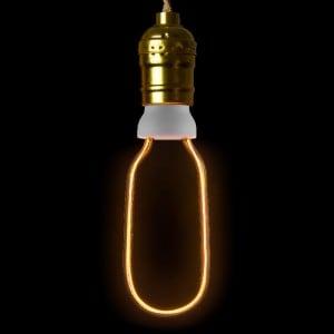 Dekorative LED ART Röhrenlampe, 8W, E27 small 1