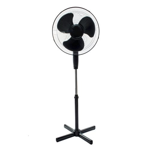 Eko Light 16 '' Black Standing Fan