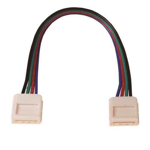 LED RGB 10mm Stecker. Zweiseitiger Anschluss.