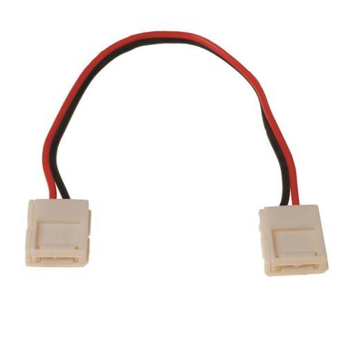 LED 8mm Stecker. Auf zwei Seiten Anschluss.