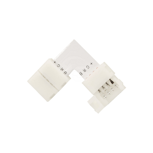 LED RGB 10mm Stecker. Form: L.