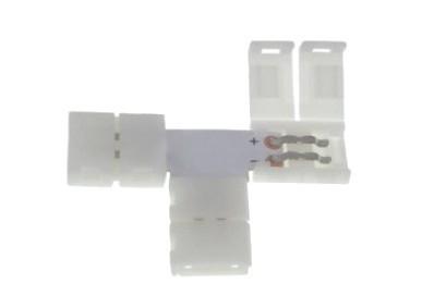 LED 8mm Stecker. Form: T.