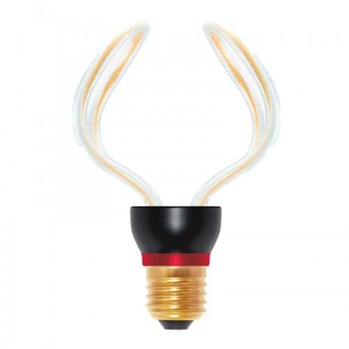 Deko-Glühlampe LED Art Globo, 12W, E27